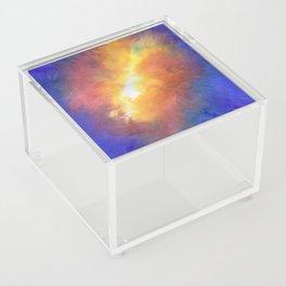 ColorBurst Acrylic Box