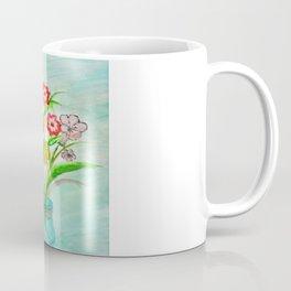 Flowers in a Vase~ Coffee Mug