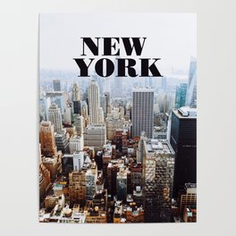 Hello, New York! Poster