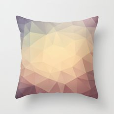 Evanesce Throw Pillow