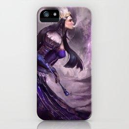 Storm Goddess iPhone Case