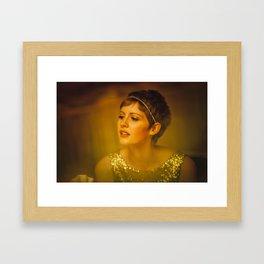 Fairy Tale Princess Framed Art Print