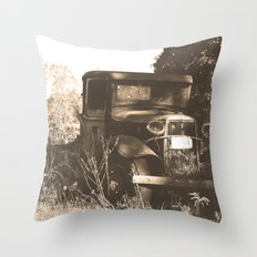 Let's Take a Ride  Throw Pillow
