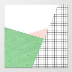 its simple IV | cactus edition Canvas Print