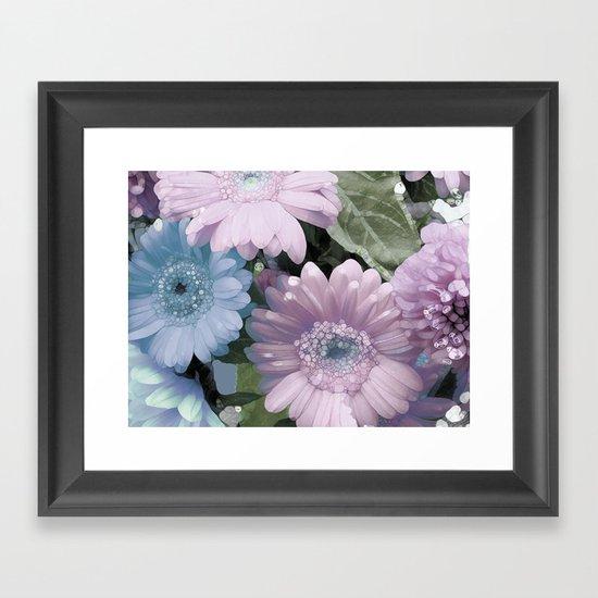 Try a Little Tenderness Framed Art Print