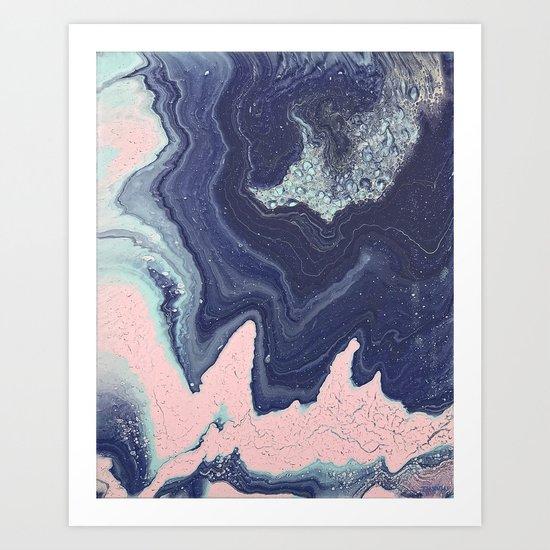 Fluid No. 11 - Geode by pegasus515