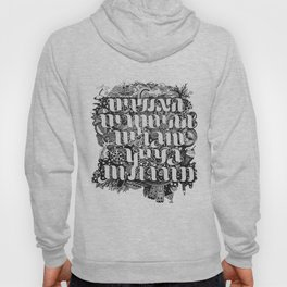 The hysterical people Hoody