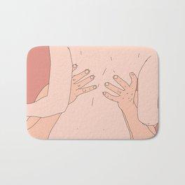 True Love Bath Mat