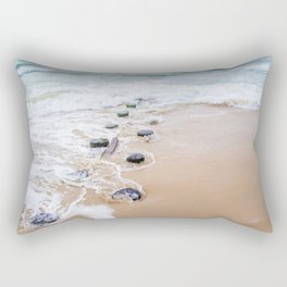 Serenity Retreating Rectangular Pillow