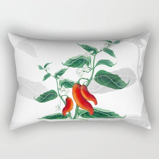 Chili Rectangular Pillow