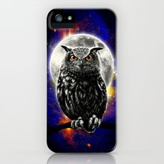 'The Watcher' iPhone (5, 5s) Slim Case