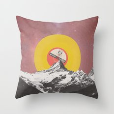 Rise of the 45 Throw Pillow
