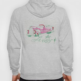 Pink Caddy Hoody