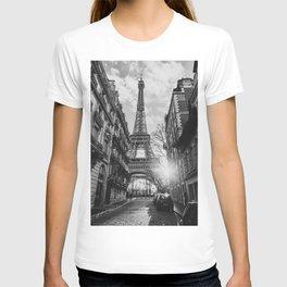 Paris at sunset T-shirt