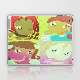 The Fruithouse Four  Laptop & iPad Skin
