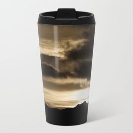 Sunset Knapps 3 Travel Mug