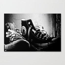 Shooeees Canvas Print