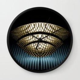 Macro cocina Wall Clock