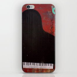 black keys iPhone Skin