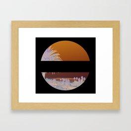 #mustbenice Framed Art Print
