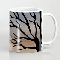 literary Mugs featuring Waiting for Godot, Samuel Beckett – literary art by pithyPENNY