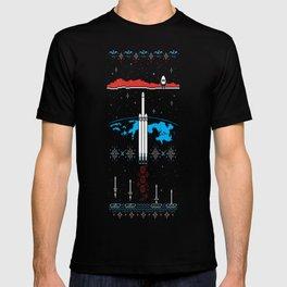 SpaceX-mas T-shirt