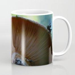 Underneath a Mushroom Coffee Mug