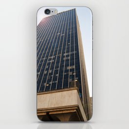 City Tower iPhone Skin