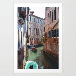 Venice5 Art Print
