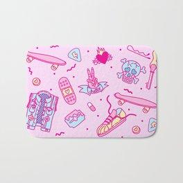 Pink Punk Bath Mat