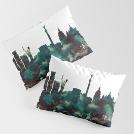 Kyiv Skyline Pillow Sham