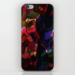 Puzzled Perspective iPhone Skin