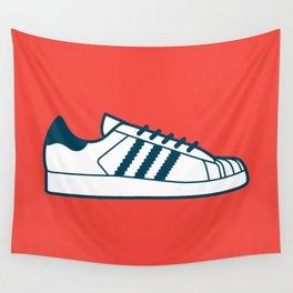 #56 Adidas Superstar Wall Tapestry