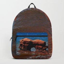 Sandstone holy rock Backpack