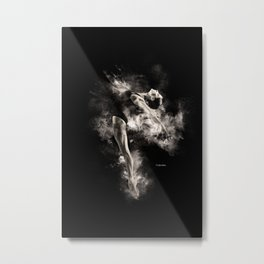 Surreal dance Metal Print