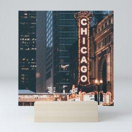 Chicago Street Mini Art Print