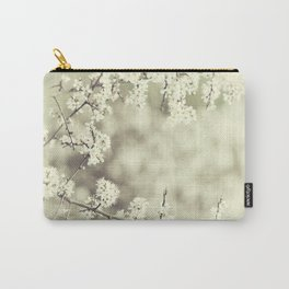 hedge blossoms Carry-All Pouch