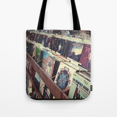 The Record Store (An Instagram Series) Tote Bag