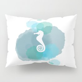 Under the Sea - Seahorse Pillow Sham