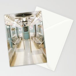 Subway Stories, NYC Stationery Cards
