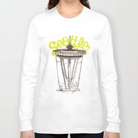 seattle Long Sleeve T-shirts featuring Seattle by Josie Lyn