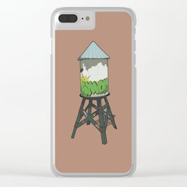Watertower Clear iPhone Case