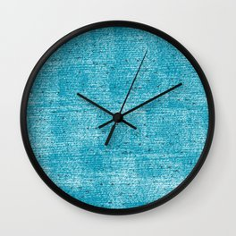 Words Get in the Way Wall Clock