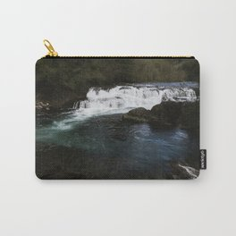 Washington Falls Carry-All Pouch