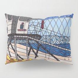 LIfeguard Station Pillow Sham