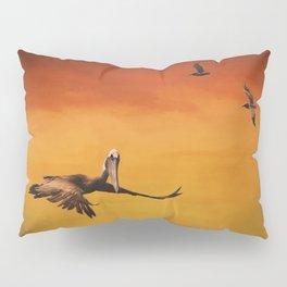 Pelican Heaven Pillow Sham