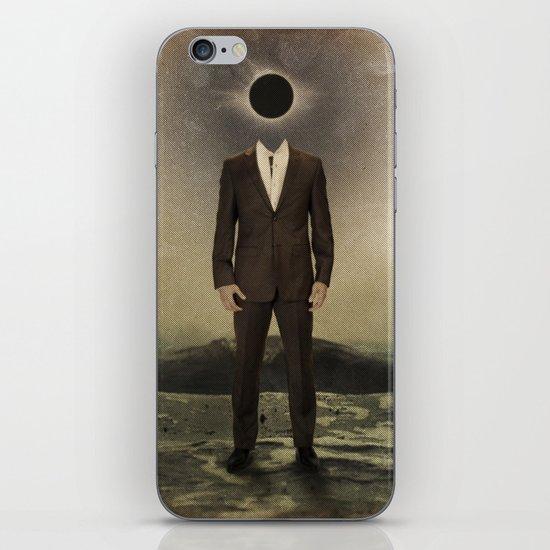 """Black and White""  iPhone & iPod Skin"