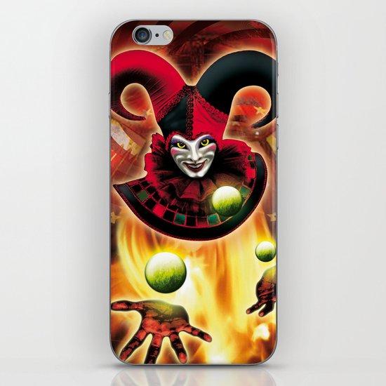Poster Cirkus iPhone & iPod Skin