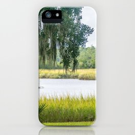 By the Bayou iPhone Case