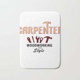 Carpenter Bath Mat